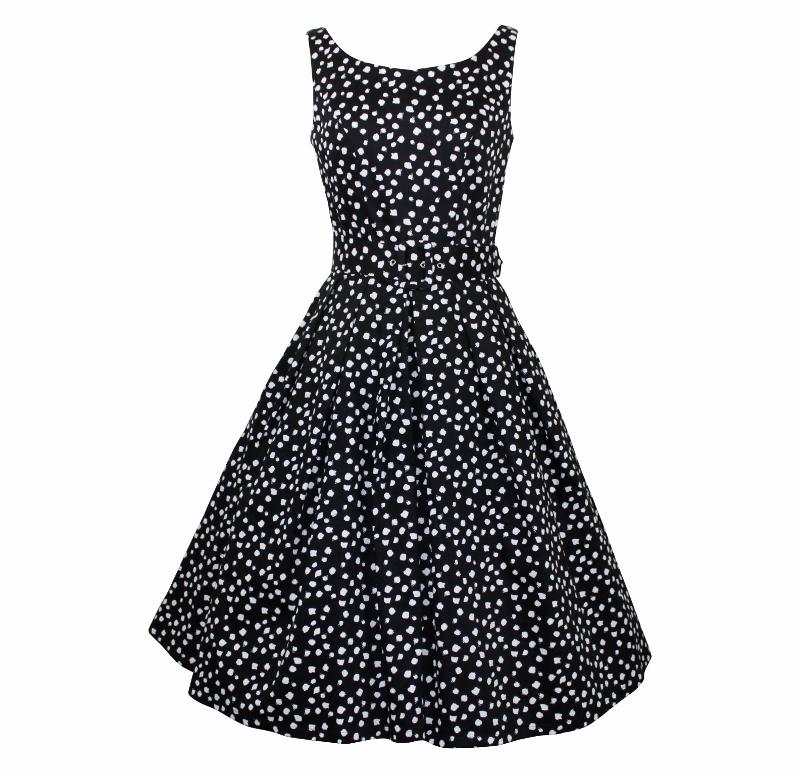 Ballerina Dress - Splash Spot