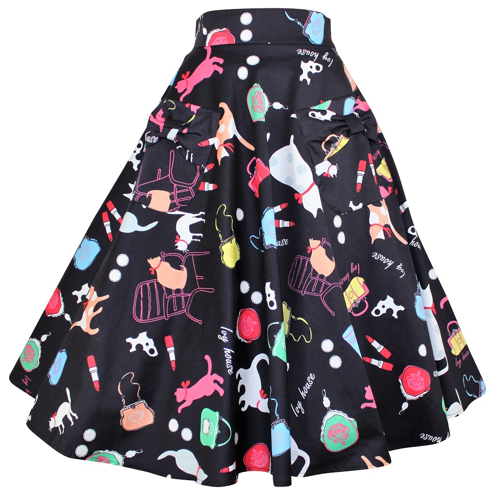 Dorothy Swing Skirt - Bagpuss