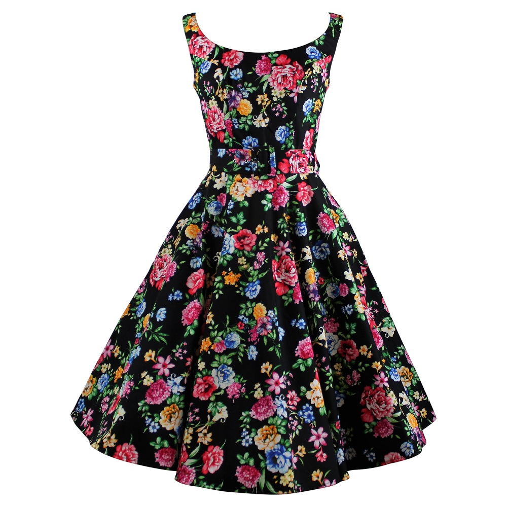 Gina Swing Dress - Gypsy Rose
